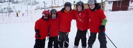 Zapraszamy na zimowisko w Tatrach